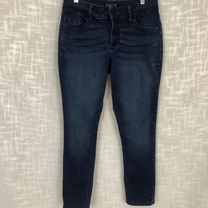 Riders By Lee Mid-Rise Skinny Jeans Sz 12P